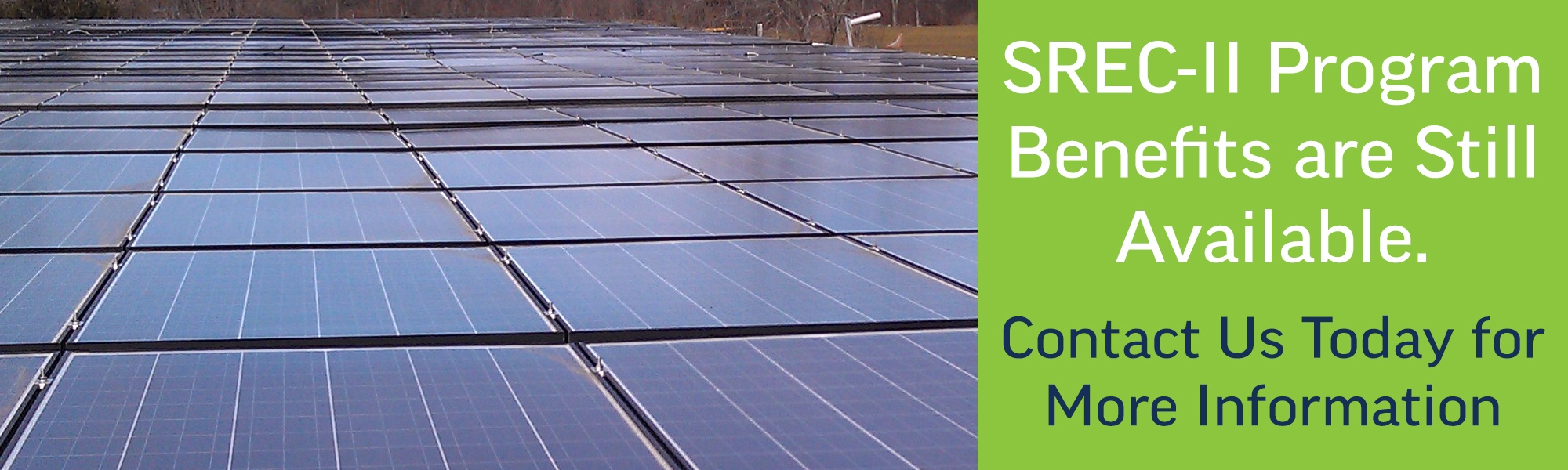 For those who have already installed an array, the new solar incentive program will have no bearing on your SRECs or their value.
