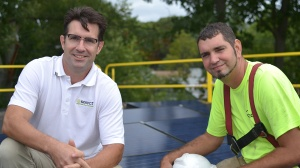 Ed and Keith Solect Solar