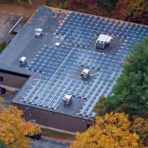 WILEVCO rooftop solar energy
